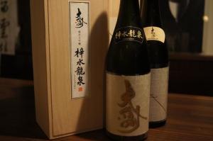 奈良県外のお酒、もちろんありますBARです。